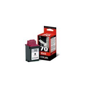 Lexmark 12A1970 Black Original Ink Cartridge (Lexmark No. 70)