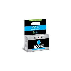 Lexmark 14N1069 Cyan Original Ink Cartridge High Yield (Lexmark 100XL)