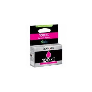 Lexmark 14N1070 Magenta Original Ink Cartridge High Yield (Lexmark 100XL)