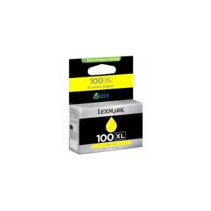 Lexmark 14N1071 Yellow Original Ink Cartridge High Yield (Lexmark 100XL)