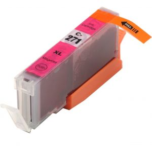 Canon CLI-271XL Compatible Ink Cartridge High Yield, Magenta