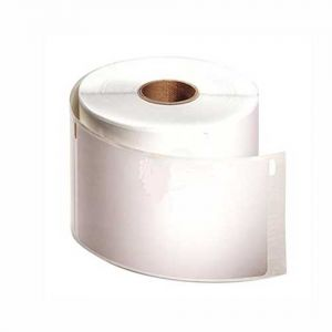 DYMO 30321 LabelWriter Address Labels, White, 1-4/10 Inch x 3-1/2 Inch, 2 Rolls/Box, 260 Labels/Roll, Compatible