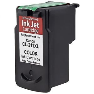 Canon CL-211XL Color Compatible Ink Cartridge High Yield