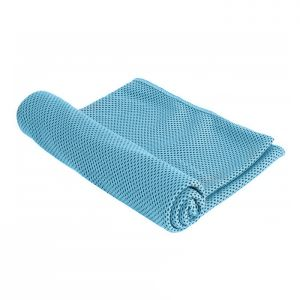 Magic Cooling UV Protection Cooling Towel - Blue