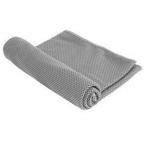Magic Cooling UV Protection Cooling Towel - Grey
