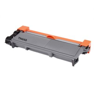 Brother TN660 Black Toner Cartridge, Compatible High Yield for TN630