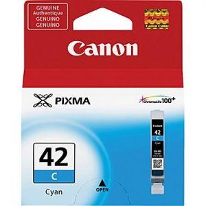 Canon CLI-42C Original Cyan Ink Cartridge for the PIXMA PRO-100 (6385B002)