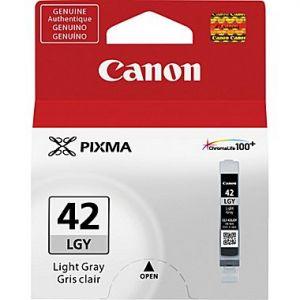 Canon CLI-42LGY Original Light Gray Ink Cartridge for the PIXMA PRO-100 (6391B002)