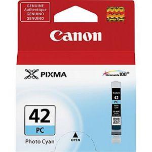Canon CLI-42PC Original Phote Cyan Ink Cartridge for the PIXMA PRO-100 (6388B002)