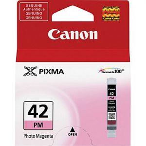 Canon CLI-42PM Original Photo Magenta Ink Cartridge for the PIXMA PRO-100 (6389B002)