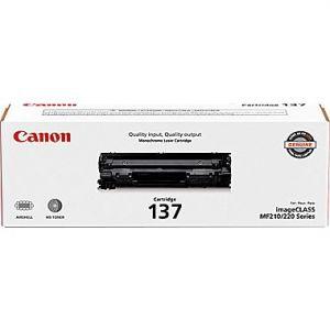 Canon 137 Original Black Toner Cartridge 9435B001