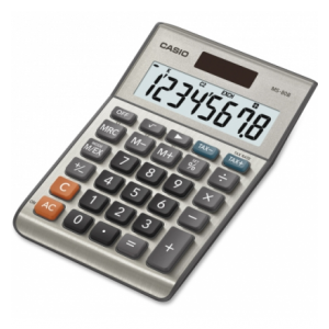 CASIO MS-80B Simple Portable Desk Calculator