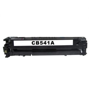HP CB541A Cyan Compatible Toner Cartridge (HP 125A)