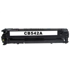 HP CB542A Yellow Compatible Toner Cartridge (HP 125A)