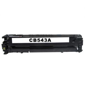 HP CB543A Magenta Compatible Toner Cartridge (HP 125A)