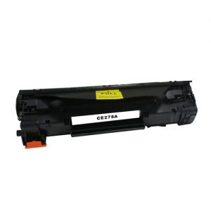 HP CE278A Black Compatible Toner Cartridge, HP 78A