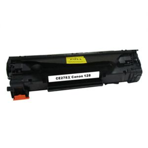 HP CE278A Black Compatible Toner Cartridge with Extra Page Yield, HP 78A