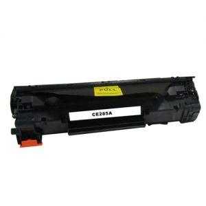 HP CE285A Toner Cartridge, Hp 85A, Black, Compatible