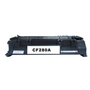 HP CF280A Black Compatible Toner Cartridge, HP 80A