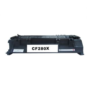 HP CF280X Black Compatible Toner Cartridge High Yield (HP 80X)