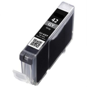 Canon Compatible 6390B002 ( CLI-42GY ) Gray Ink Cartridge for the PIXMA PRO-100
