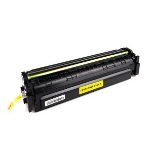 Canon 054H Compatible Yellow Toner Cartridge 3025C001