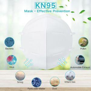 Premium KF94 Face Mask, Triple Filter Masks ( N95 Standard ) >94% Filer out 5/PK,  Large