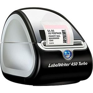 DYMO LabelWriter 450 Turbo Label Printer, 71 Labels/min