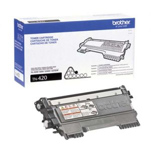 Brother TN420 OEM Black Toner Cartridge