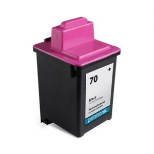 Lexmark 12A1970 Black Compatible Ink Cartridge (Lexmark No. 70)