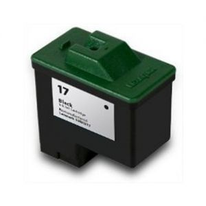 Lexmark 10N0217 Black Compatible Ink Cartridge, Lexmark 17