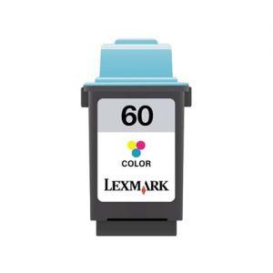 Lexmark 17G0060 Color Compatible Ink Cartridge (Lexmark No. 60)