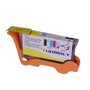 Lexmark 14N1071 Yellow Compatible Ink Cartridge High Yield (Lexmark 100XL)