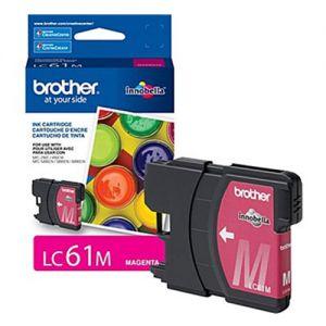Brother LC61M OEM Magenta Ink Cartridge