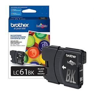 Brother LC61BK OEM Black Ink Cartridge