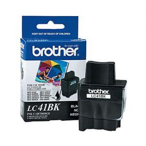 Brother LC41BK OEM Black Ink Cartridge