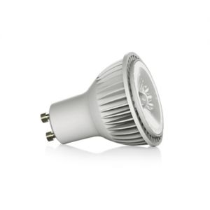 Sunsun GU10 6.5W LED Bulb  / GU10 Base / 6.5W / 40W Replace / 400 Lumen / Dimmable / UL / 2700K / Warm White