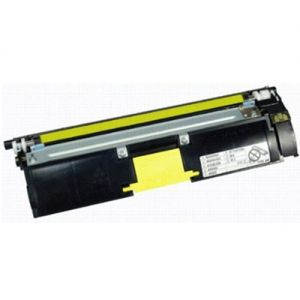 Konica-Minolta 1710587-005 Yellow Compatible Toner Cartridge