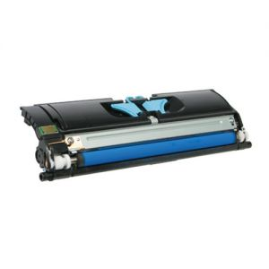 Konica-Minolta 1710587-007 Cyan Compatible Toner Cartridge