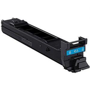 Konica-Minolta A0DK432 Cyan Compatible Toner Cartridge