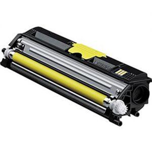 Konica-Minolta A0V306F Yellow Compatible Toner Cartridge