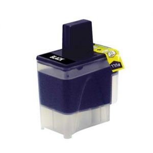 Brother LC41 Black Compatible Ink Cartridge