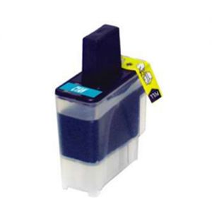 Brother LC41 Cyan Compatible Ink Cartridge