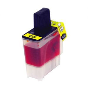 Brother LC41 Yellow Compatible Ink Cartridge