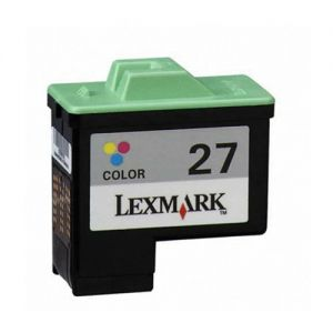 Lexmark 10N0227 Color Compatible Ink Cartridge (Lexmark 27)