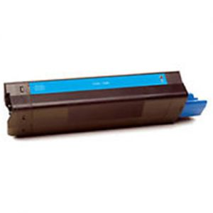 Okidata 43865719 Cyan Compatible Toner Kits for Okidata C6150/MC560
