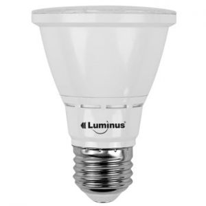 Luminus LED PAR20 7W 500 Lumens Dimmable 3000K Bright White Light Bulb, Minimum Order Qty by 2, Qty increment by 2