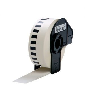 Brother DK2214 Narrow Width Tape Continuous Labels 0.47 in x 100 ft. ( 12mm x 30.4m ) , Compatible