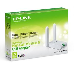 TP-Link TL-WN822N 300Mbps High Gain Wireless USB Adapter